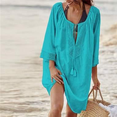 Tunique de plage
