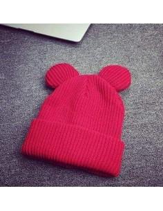 Bonnet avec oreilles