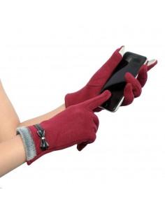Gants tactiles pour femmes